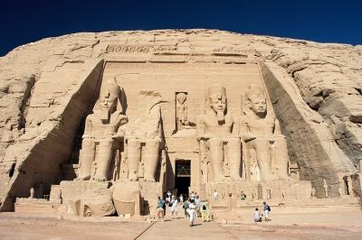 Les monuments c l bres for Architecture egyptienne