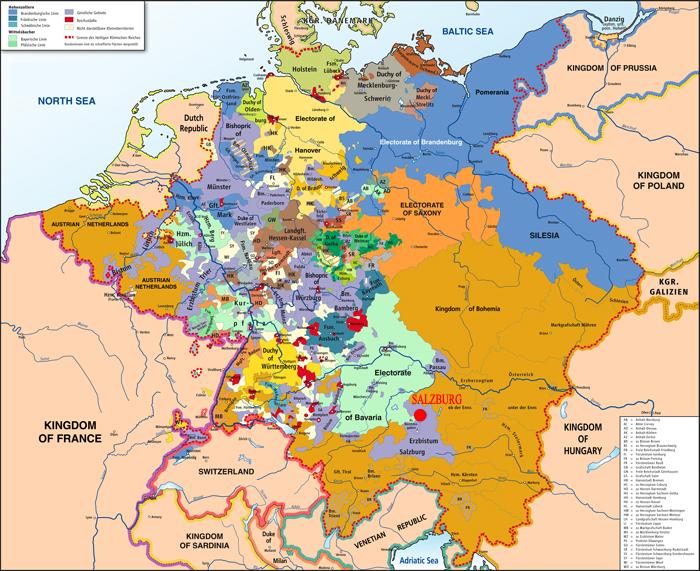 Saint-Empire romain germanique