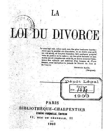 Femmes veuves ou divorcees