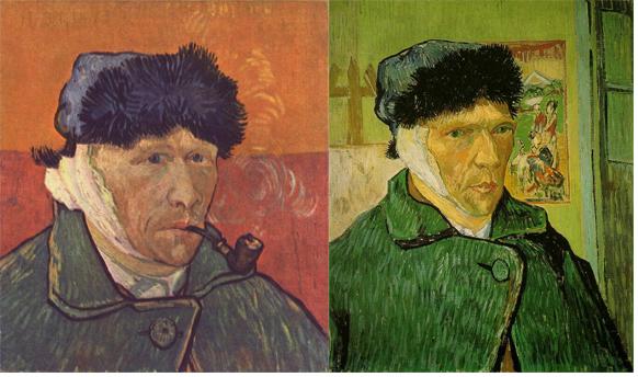 Vincent van gogh s est coup un bout d oreille vrai ou - Pourquoi van gogh s est coupe l oreille ...